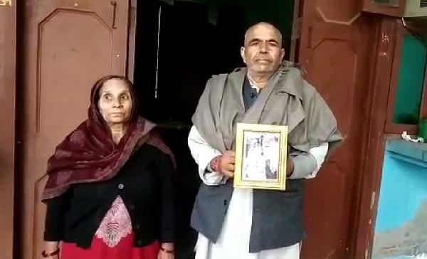 haryana government officials are insulting the freedom fighter s family