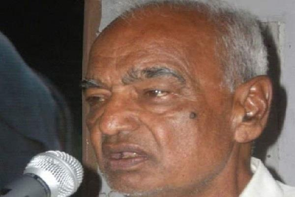 former betul bjp mla bhagwat patel dies funeral to be held on sunday