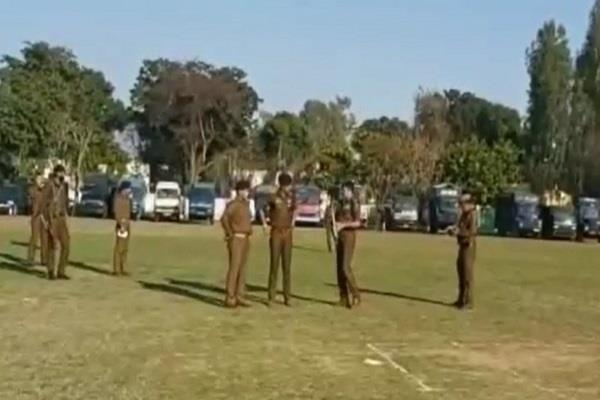 cricket competition organized in memory of shaheed manjeet singh