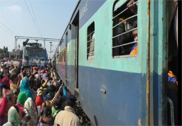 sri guru ravidas maharaj ji prakash parv special train