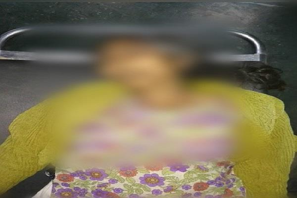 woman forest worker dies tragically in road accident