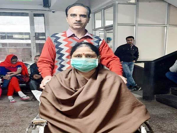 husband gave new life to wife fighting battle against death