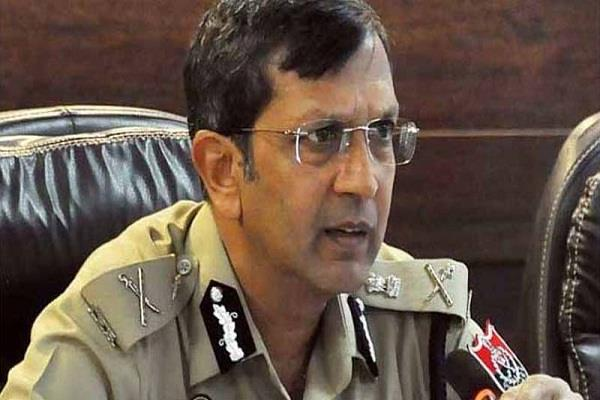 demand for removal of punjab dgp over comments on kartarpur corridor