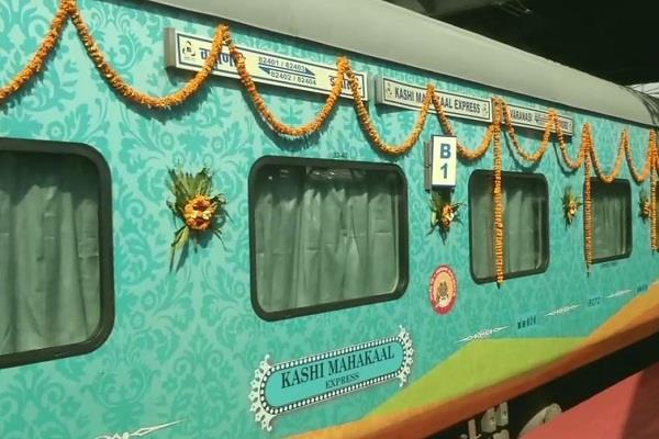 mahakal express will make spiritual philosophy visible pm modi launched
