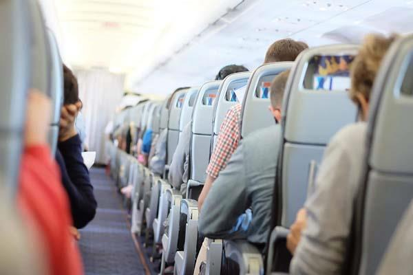 your seat is not a sleeper berth  aviation ministry tells flyers