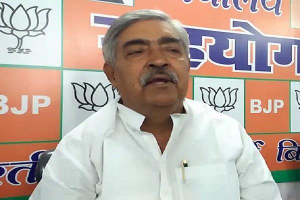 claim of bjp leader