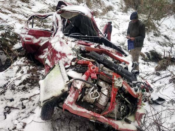 road accident in shimla