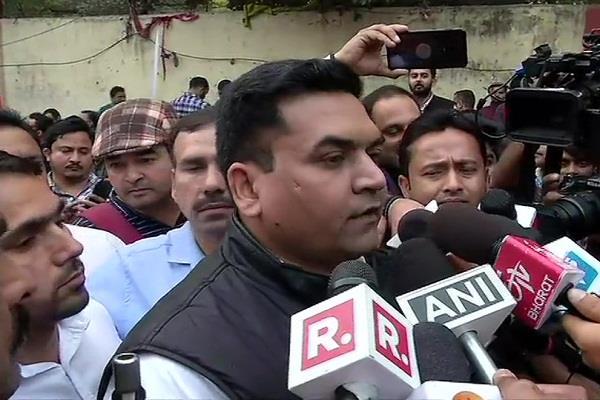 kapil mishra said  anti caa movement is based on violence
