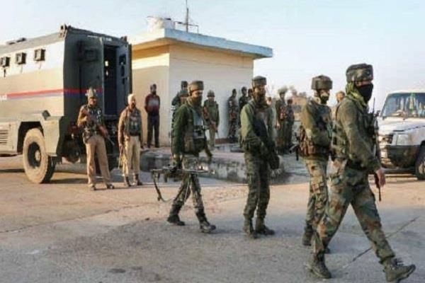 arrested terrorist dar had also taken jaish terrorists to valley