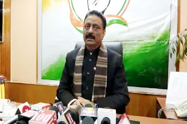 rathore appointed 11 block president target on bjp