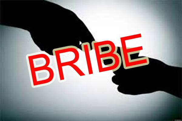 deputy director of agriculture arrested with bribe