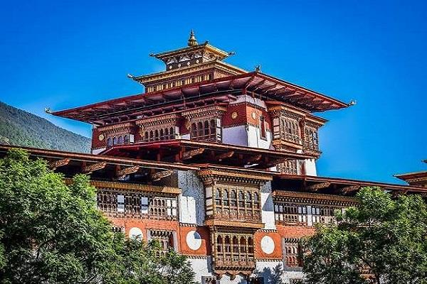 bhutan gave blow to indians ban on free entry