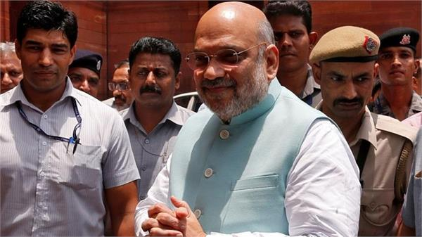 trump tour shah arrived in ahmedabad to take stock of preparations