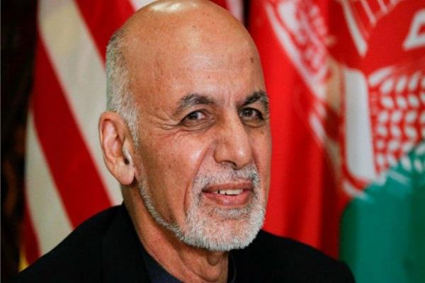 ashraf ghani becomes second time president of afghanistan