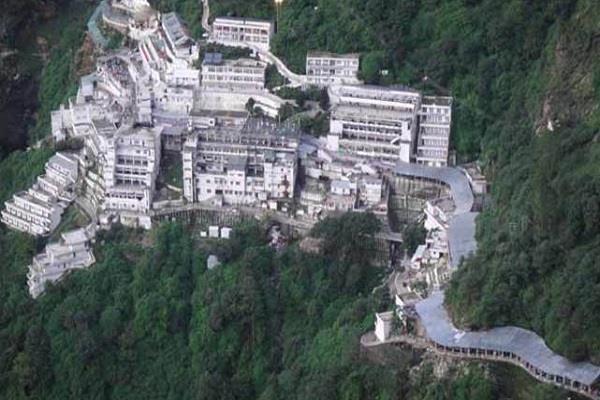 prasad seva for pilgrims near vaishno devi temple