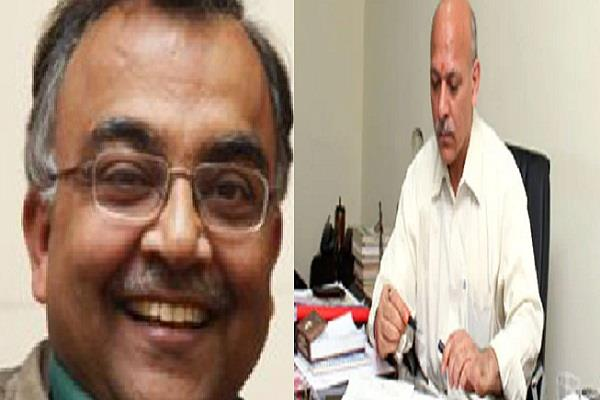 amarjeet sinha and bhaskar khulbe appointed as advisors to the pm