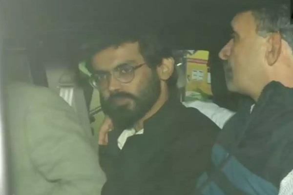 tightening screws on sharjeel imam up police preparing to impose nsa