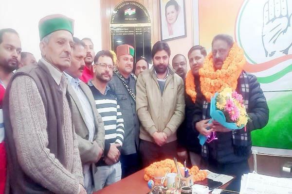 shimla congress minorities department state campaign