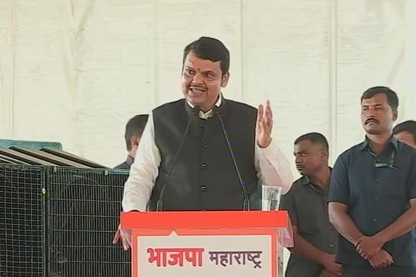 if shiv sena is confidence then fight elections again fadnavis