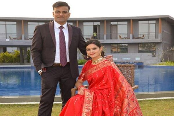 ias groom and ips bride got married in the office not found time