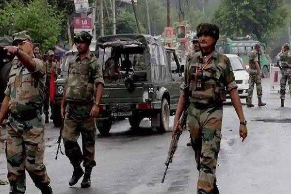 jaish module busted three arrested in kashmir