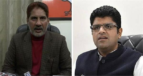 dushyant replied to the questions of barala raised on the new liquor policy