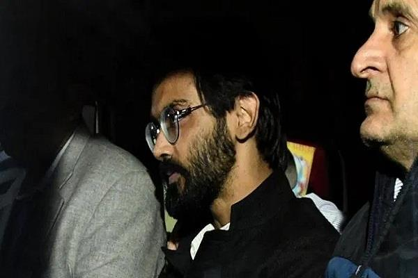 court extends custody of sharjeel imam for three more days
