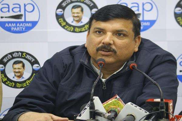 aap calls kapil s  connection  false attacks bjp
