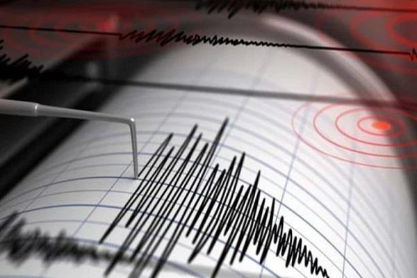 earthquake shook assam a magnitude of 5 0 recorded on the richter scale