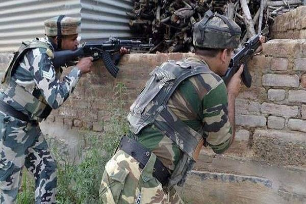 pakistan violates ceasefire 1 civilian killed one injured