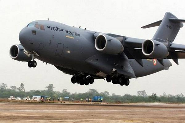 coronavirus india sent 15 tons of medical supplies to help china