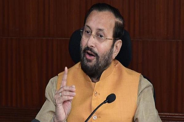 delhi government allows to prosecute jnu case under pressure javadekar