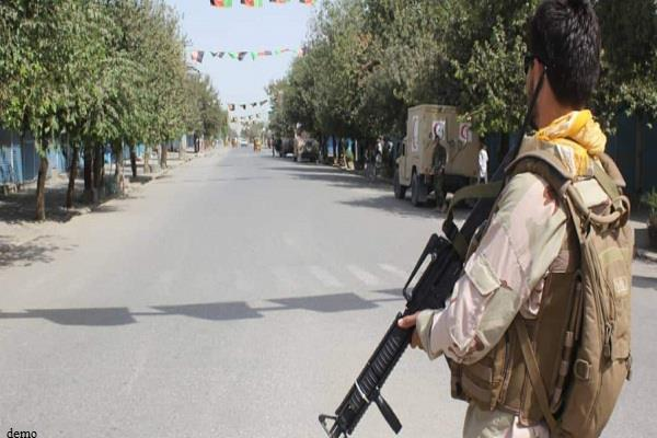 6 terrorists killed in security forces operation in afghanistan