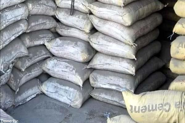 cement becomes expensive again in himachal