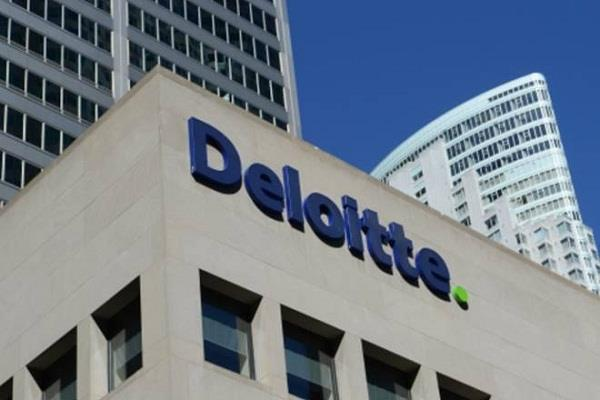 deloitte is hopeful of india s future will provide 75 000 jobs in three years