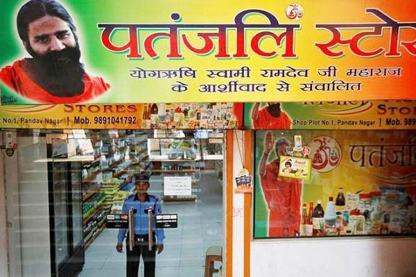 patanjali shops now at airports signed with jhs svendgaard retail ventures