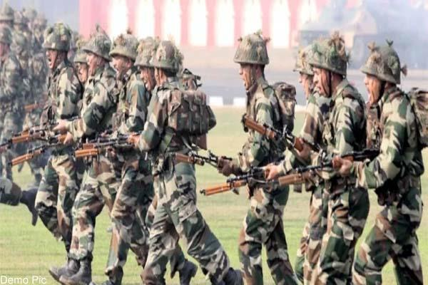 way to build military cantonment in himachal cleared