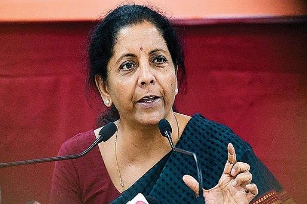 finance minister nirmala sitharaman apologized for the long budget speech
