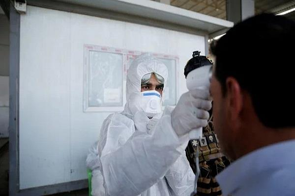 first two cases of corona virus confirmed in pakistan