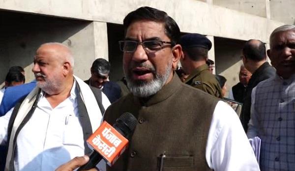 aftab ahmed said geeta bhukkal was not allowed to speak on purpose