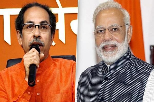 uddhav thackeray will meet pm modi tomorrow in new delhi
