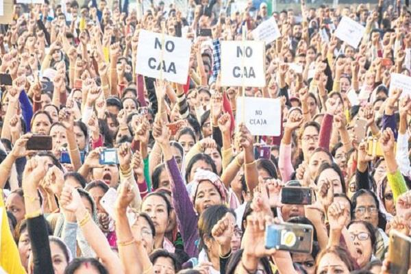 caa spiritual guru offered mediation between government and protesters