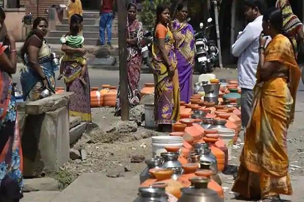water crisis deepens in maharashtra even before summer begins