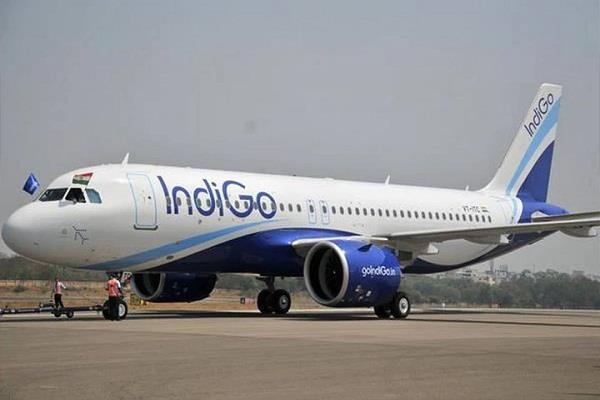 indigo threatened to blow up delhi mumbai aircraft false call in investigation