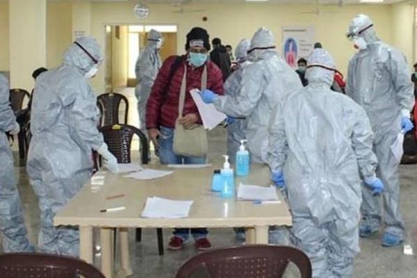 korana a dozen patients recuperated in rajasthan cm encouraged doctors