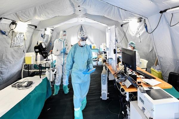 corona virus 8000 dead in italy