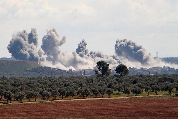 turkey takes an aggressive stand and kills two syrian warplanes