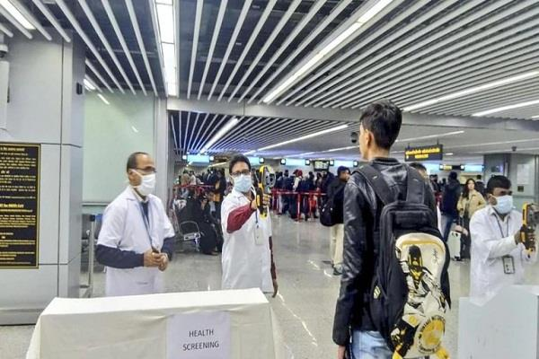all travelers from italy and iran compulsory thorough investigation dgca