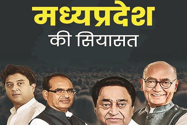 this is the natural fate of politics of madhya pradesh