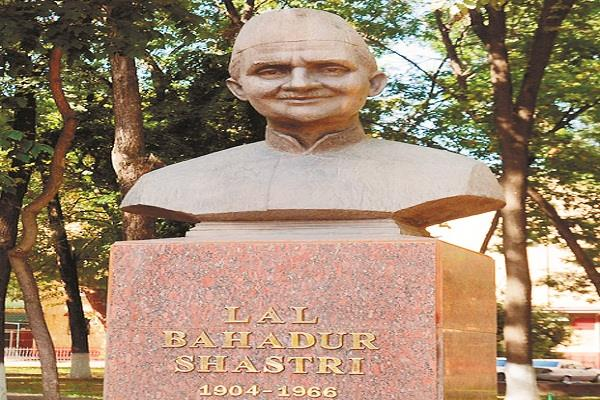 shastri did not want to return the won area